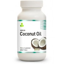 Coconut Oil Energy, Focus & Anti-Aging Supplements