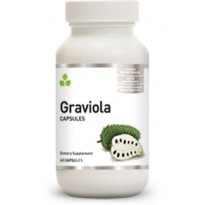 Graviola Energy, Focus & Anti-Aging Supplements