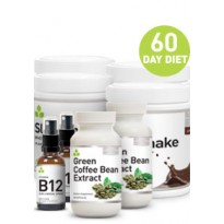 Green Coffee Bean Extract Package Weight Management Supplements