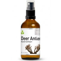 Deer Antler Velvet Extract Energy, Focus & Anti-Aging Supplements