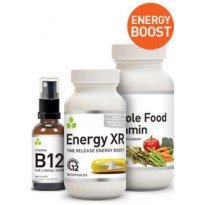 Energy Boost Package Energy, Focus & Anti-Aging Supplements