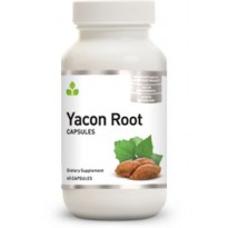 Yacon Root Capsules Weight Management Supplements