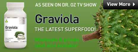 Graviola - Wholesale Supplements