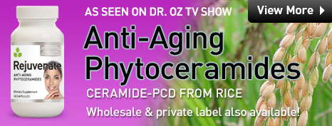 Phytoceramides - Wholesale Supplements