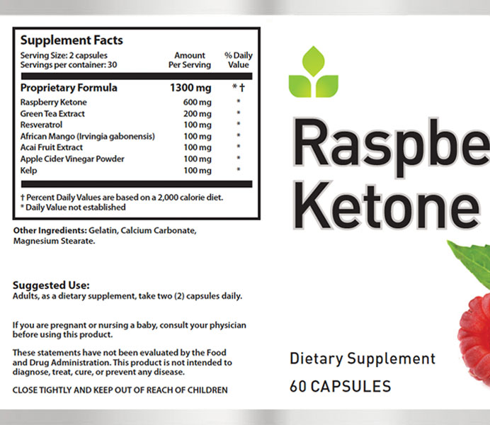 Raspberry Ketone Formula