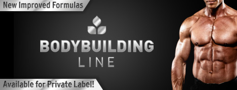 Bodybuilding Line - Private Label Supplements