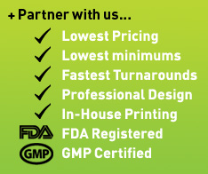 Partner with Custom Health Labs