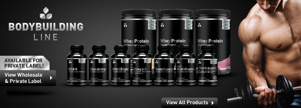 Custom Health Labs - Private Label Supplements